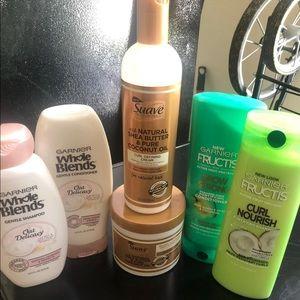 Haircare cosmetics